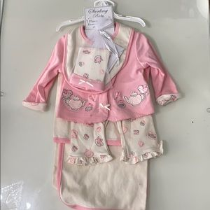 Other - 7 piece baby gift set